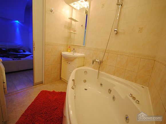 Apartment with a bright design and jacuzzi, Zweizimmerwohnung (14164), 013