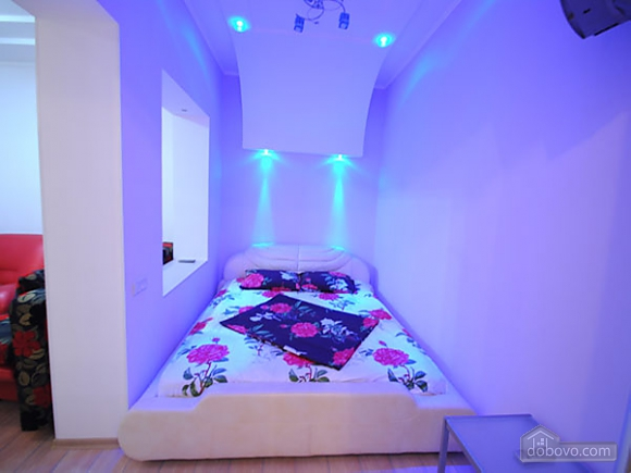 Apartment with a bright design and jacuzzi, Zweizimmerwohnung (14164), 014