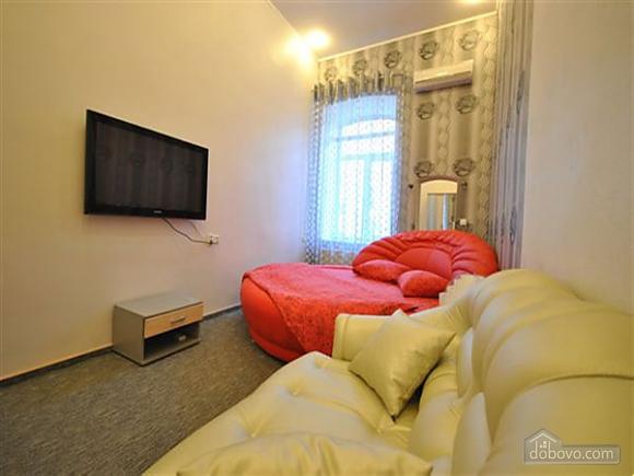 Stylish apartment near City Garden with Jacuzzi, Zweizimmerwohnung (66067), 005