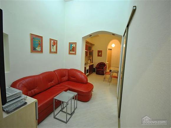 Stylish apartment near City Garden with Jacuzzi, Zweizimmerwohnung (66067), 011