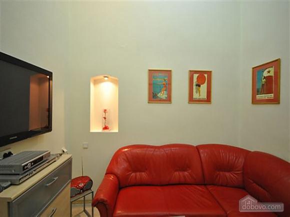 Stylish apartment near City Garden with Jacuzzi, Zweizimmerwohnung (66067), 012