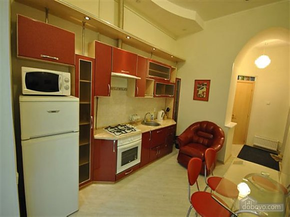 Stylish apartment near City Garden with Jacuzzi, Zweizimmerwohnung (66067), 014