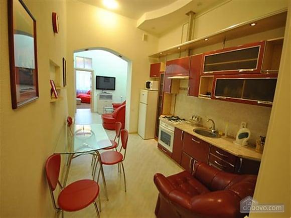 Stylish apartment near City Garden with Jacuzzi, Zweizimmerwohnung (66067), 016