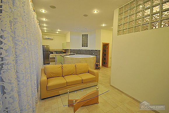 VIP apartment with a terrace and a SPA-pool, Zweizimmerwohnung (62425), 009