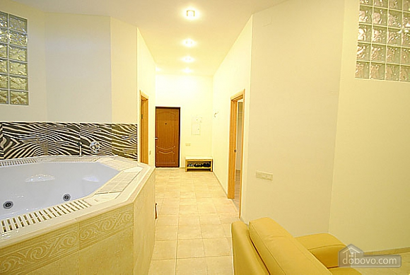 VIP apartment with a terrace and a SPA-pool, Zweizimmerwohnung (62425), 011