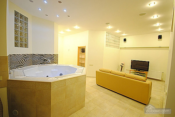 VIP apartment with a terrace and a SPA-pool, Zweizimmerwohnung (62425), 012