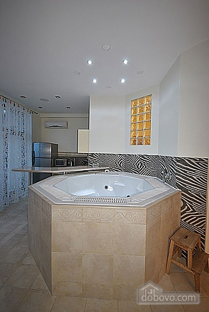 VIP apartment with a terrace and a SPA-pool, Zweizimmerwohnung (62425), 015