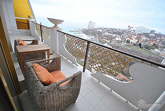 VIP apartment with a terrace and a SPA-pool, Zweizimmerwohnung (62425), 003