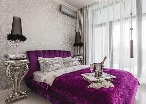 Шикарная квартира в Аркадийском дворце, 2х-комнатная, 001