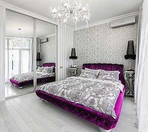 Шикарная квартира в Аркадийском дворце, 2х-комнатная, 003