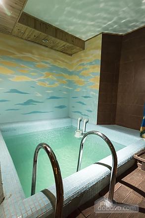 Apartment with sauna, Zweizimmerwohnung (24490), 008