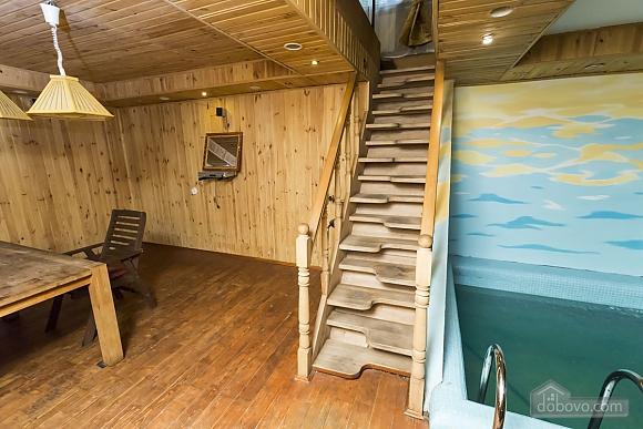 Apartment with sauna, Zweizimmerwohnung (24490), 011
