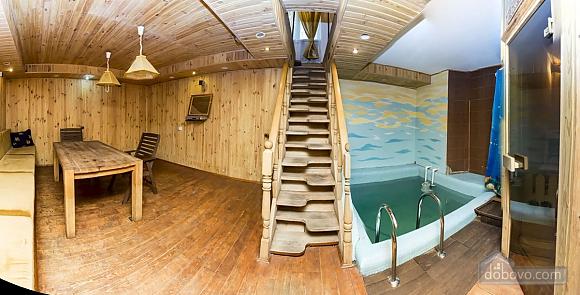 Apartment with sauna, Zweizimmerwohnung (24490), 012