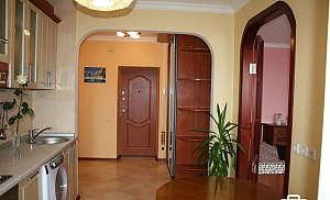 Beautiful apartment in 15 minutes from KyivExpoPlaza, Una Camera, 001