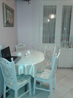 Beautiful apartment in 15 minutes from KyivExpoPlaza, Una Camera, 004