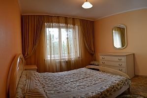 Apartment with 4 sleeping places, Un chambre, 001