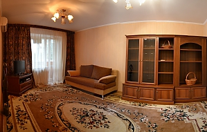 Apartment with 4 sleeping places, Un chambre, 002