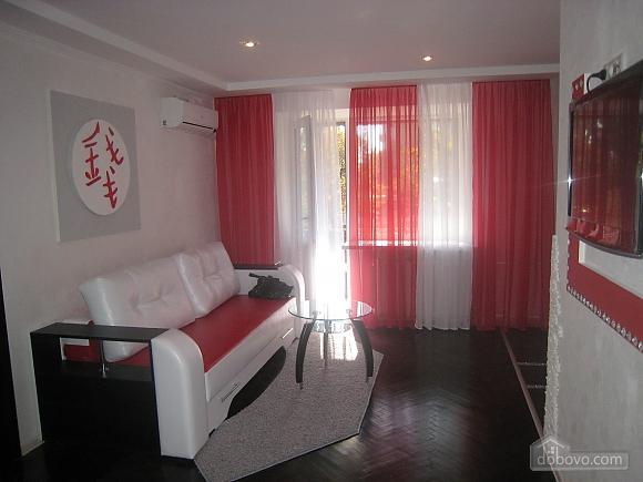 Люкс з джакузі, 2-кімнатна (31006), 002
