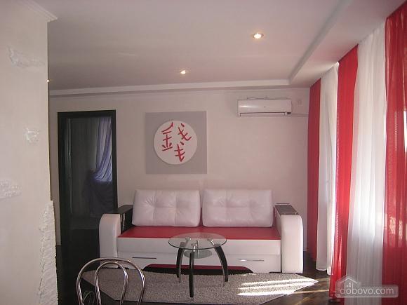 Люкс з джакузі, 2-кімнатна (31006), 003