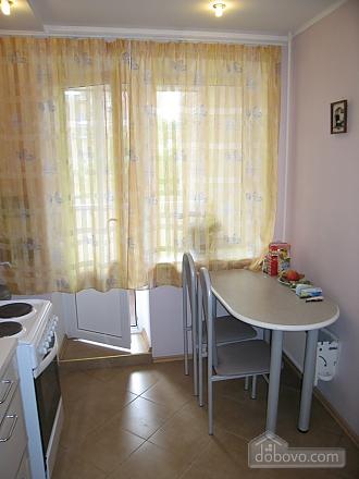 Квартира в бузкових кольорах з балконом, 1-кімнатна (12713), 003