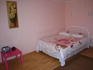 Apartment in soft pink tones, Studio, 001