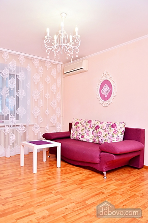 Стильная квартира возле метро Кловская, 2х-комнатная (78916), 005