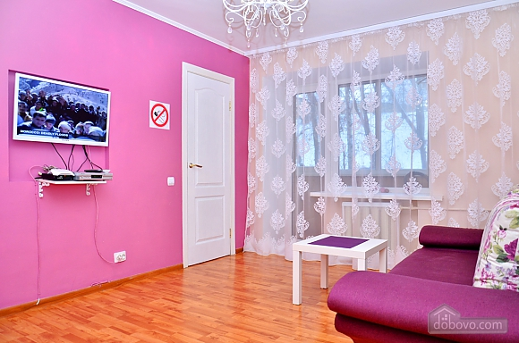 Стильная квартира возле метро Кловская, 2х-комнатная (78916), 006