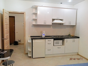 Apartment in new building in Obolon, Studio, 002
