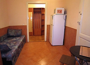Apartment in the historical center, Monolocale, 002