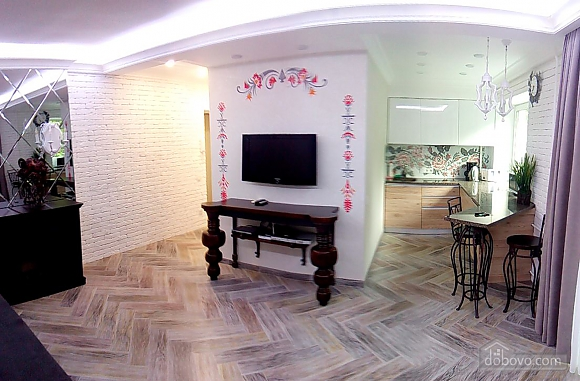 Квартира на бульварі Лесі Українки, 2-кімнатна (64091), 004