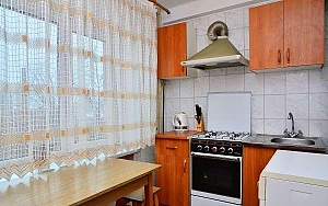 Excellent apartment near the metro Lukianivska, Studio, 004
