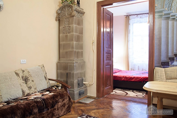 The apartment is in the style of old Lviv, Zweizimmerwohnung (63530), 002