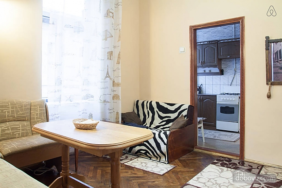 The apartment is in the style of old Lviv, Zweizimmerwohnung (63530), 004