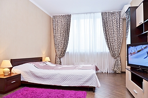 VIP apartment on Poznyaky, Monolocale, 001