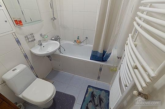 Затишна і тепла квартира у центрі, 1-кімнатна (60470), 005