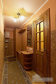 Затишна і тепла квартира у центрі, 1-кімнатна (60470), 006