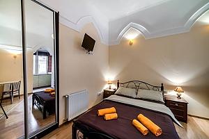 Квартира в самом центре города, 1-комнатная, 004