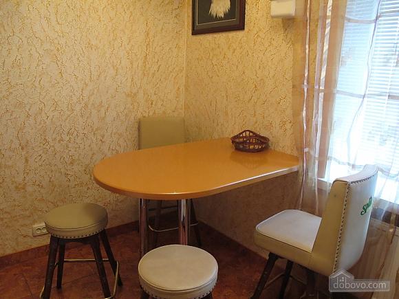 Black and white apartment, Un chambre (21963), 002