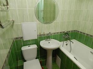 Apartment on Lukianivka, Monolocale, 006