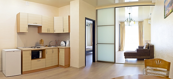 Stylish apartment in the city center, Zweizimmerwohnung (58230), 004