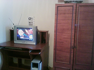 Apartment with own entrance on Polia avenue near Hloby park, Un chambre, 003
