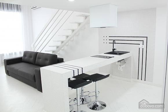Апартаменти люкс класу хай-тек, 1-кімнатна (44822), 001