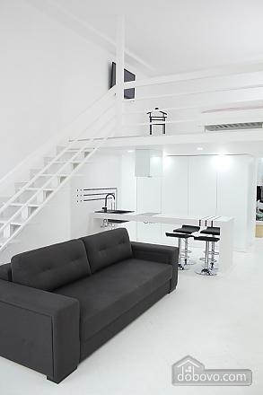 Апартаменти люкс класу хай-тек, 1-кімнатна (44822), 002