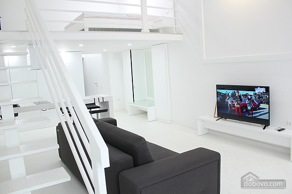 Апартаменти люкс класу хай-тек, 1-кімнатна (44822), 005