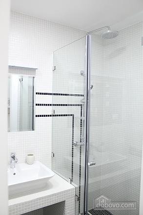 Апартаменти люкс класу хай-тек, 1-кімнатна (44822), 012