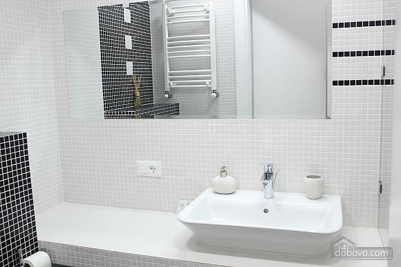 Апартаменти люкс класу хай-тек, 1-кімнатна (44822), 013