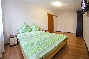 Studio apartment near NAU Shalimov railway station airport Zhulyany, Studio, 001