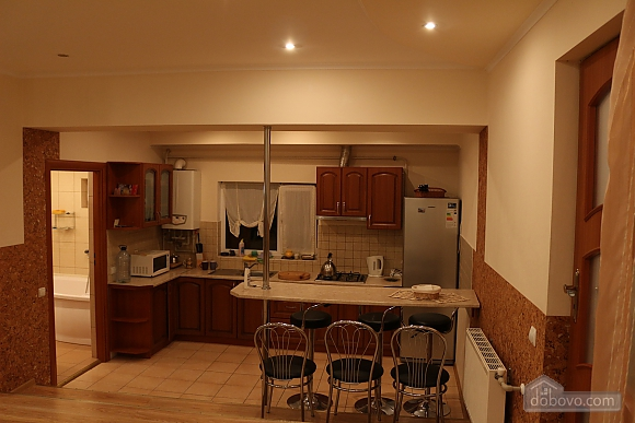 Квартира в центрі міста з терасою, 3-кімнатна (64665), 004