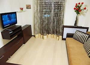 Apartment suite at Metro Pushkinska, Un chambre, 002