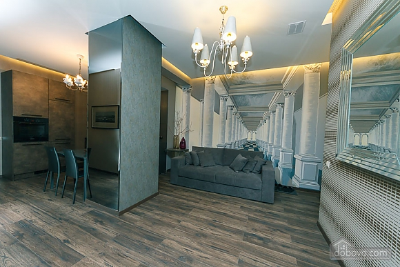 Apartment near metro Klovska, Two Bedroom (36844), 005